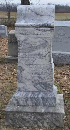 SHELTON, MARTHA TUCKER - Fayette County, Tennessee | MARTHA TUCKER SHELTON - Tennessee Gravestone Photos