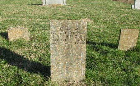 DUGGER, WILLIAM ARTHUR - Giles County, Tennessee   WILLIAM ARTHUR DUGGER - Tennessee Gravestone Photos