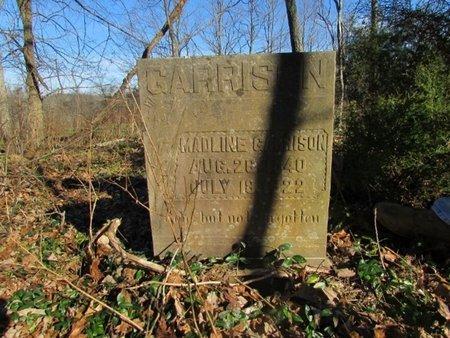 GARRISON, MADLINE - Giles County, Tennessee | MADLINE GARRISON - Tennessee Gravestone Photos