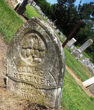 KELTNER, JANE C. - Giles County, Tennessee   JANE C. KELTNER - Tennessee Gravestone Photos