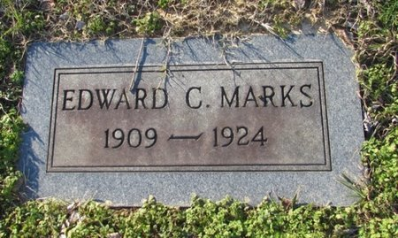 MARKS, EDWARD C. - Giles County, Tennessee | EDWARD C. MARKS - Tennessee Gravestone Photos