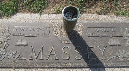 MASSEY, JEWEL H. - Giles County, Tennessee | JEWEL H. MASSEY - Tennessee Gravestone Photos