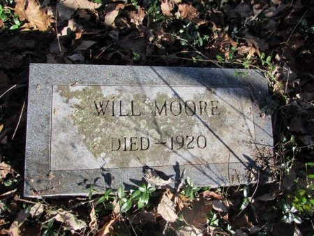 MOORE, WILL - Giles County, Tennessee | WILL MOORE - Tennessee Gravestone Photos