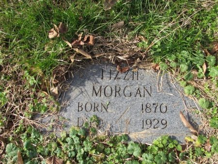 MORGAN, LIZZIE - Giles County, Tennessee | LIZZIE MORGAN - Tennessee Gravestone Photos