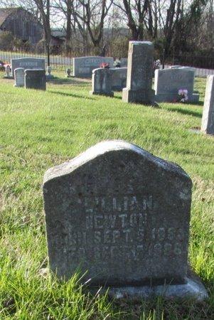 NEWTON, LILLIAN - Giles County, Tennessee   LILLIAN NEWTON - Tennessee Gravestone Photos