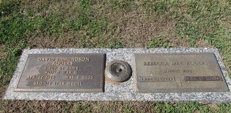 HARWELL ROGERS, REBECCA MAE - Giles County, Tennessee | REBECCA MAE HARWELL ROGERS - Tennessee Gravestone Photos