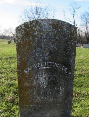 TUCKER, SAMUEL H. - Giles County, Tennessee | SAMUEL H. TUCKER - Tennessee Gravestone Photos