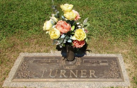 TURNER, RUBY - Giles County, Tennessee | RUBY TURNER - Tennessee Gravestone Photos