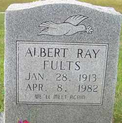 FULTS, ALBERT RAY - Grundy County, Tennessee | ALBERT RAY FULTS - Tennessee Gravestone Photos