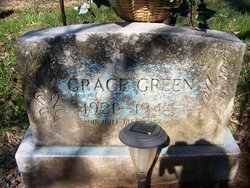 GREEN, GRACE - Grundy County, Tennessee | GRACE GREEN - Tennessee Gravestone Photos