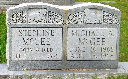 MCGEE, STEPHINE - Grundy County, Tennessee | STEPHINE MCGEE - Tennessee Gravestone Photos