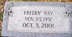 WATSON, FREDDY RAY - Grundy County, Tennessee | FREDDY RAY WATSON - Tennessee Gravestone Photos