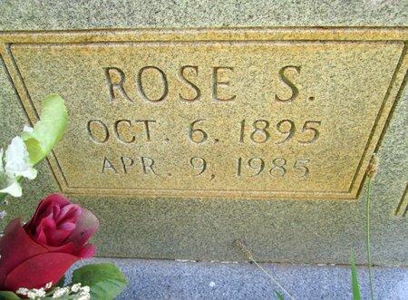 CHANCEY, ROSE (CLOSE UP) - Hamilton County, Tennessee | ROSE (CLOSE UP) CHANCEY - Tennessee Gravestone Photos