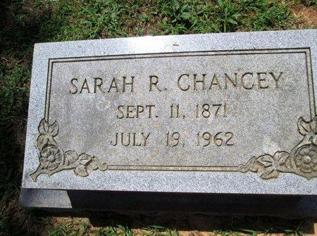 CHANCEY, SARAH - Hamilton County, Tennessee   SARAH CHANCEY - Tennessee Gravestone Photos