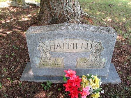 HATFIELD, CHARLIE - Hamilton County, Tennessee | CHARLIE HATFIELD - Tennessee Gravestone Photos