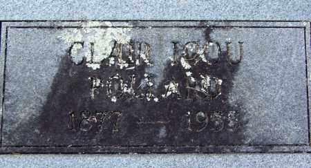 POLLARD, CLAIR - Hamilton County, Tennessee | CLAIR POLLARD - Tennessee Gravestone Photos