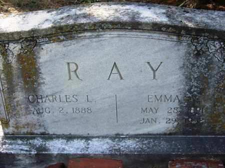 RAY, CHARLES L - Hamilton County, Tennessee | CHARLES L RAY - Tennessee Gravestone Photos