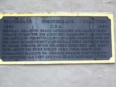 *CONFEDERATE PLAQUE,  - Hamilton County, Tennessee |  *CONFEDERATE PLAQUE - Tennessee Gravestone Photos