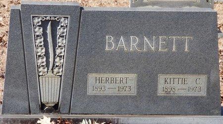 BARNETT, HERBERT - Hardin County, Tennessee   HERBERT BARNETT - Tennessee Gravestone Photos