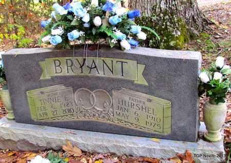 BRYANT, TINNIE E. - Hardin County, Tennessee   TINNIE E. BRYANT - Tennessee Gravestone Photos