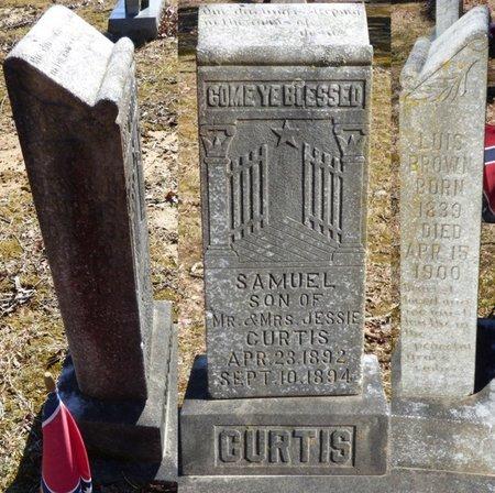 CURTIS, JESSIE HARRISON - Hardin County, Tennessee   JESSIE HARRISON CURTIS - Tennessee Gravestone Photos