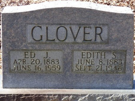 "GLOVER, SARAH EDITH ""EDIE"" - Hardin County, Tennessee 
