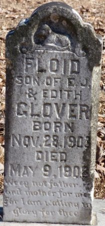 GLOVER, FLOID - Hardin County, Tennessee | FLOID GLOVER - Tennessee Gravestone Photos