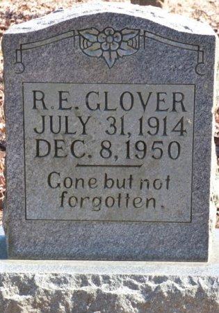 GLOVER, R.E. - Hardin County, Tennessee | R.E. GLOVER - Tennessee Gravestone Photos