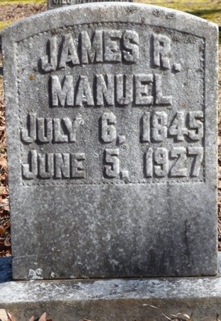 MANUEL, JAMES R - Hardin County, Tennessee | JAMES R MANUEL - Tennessee Gravestone Photos