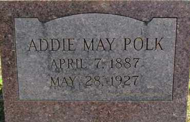 POLK, ADDIE MAY - Hardin County, Tennessee | ADDIE MAY POLK - Tennessee Gravestone Photos