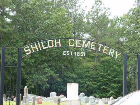 *SHILOH METHODIST CH CEMETERY,  - Hardin County, Tennessee |  *SHILOH METHODIST CH CEMETERY - Tennessee Gravestone Photos