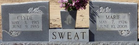 SWEAT, MARIE - Hardin County, Tennessee | MARIE SWEAT - Tennessee Gravestone Photos