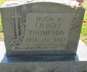 THOMPSON, HUGH A. - Hardin County, Tennessee | HUGH A. THOMPSON - Tennessee Gravestone Photos
