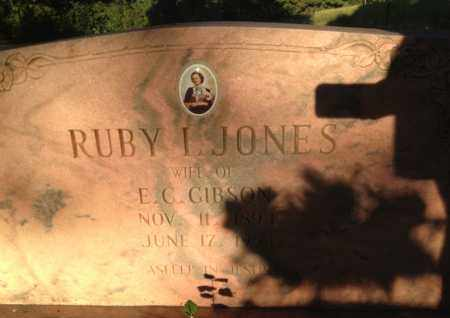 JONES, RUBY L. - Henderson County, Tennessee | RUBY L. JONES - Tennessee Gravestone Photos