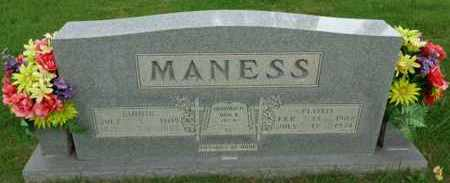 MANESS, FLOYD - Henderson County, Tennessee | FLOYD MANESS - Tennessee Gravestone Photos