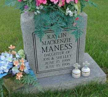 MANESS, KAYLIN MACKENZIE - Henderson County, Tennessee | KAYLIN MACKENZIE MANESS - Tennessee Gravestone Photos