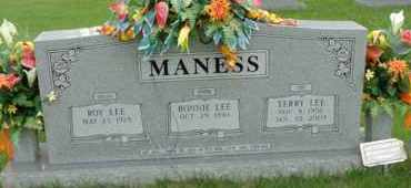 MANESS, BONNIE LEE - Henderson County, Tennessee | BONNIE LEE MANESS - Tennessee Gravestone Photos