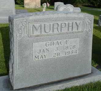 MURPHY, GRACE - Henderson County, Tennessee | GRACE MURPHY - Tennessee Gravestone Photos