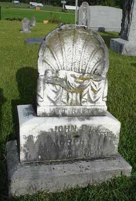 MURPHY, JOHN B. - Henderson County, Tennessee | JOHN B. MURPHY - Tennessee Gravestone Photos