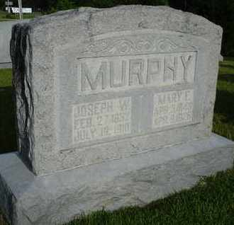 MURPHY, MARY E. - Henderson County, Tennessee | MARY E. MURPHY - Tennessee Gravestone Photos