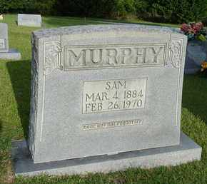 MURPHY, SAM - Henderson County, Tennessee | SAM MURPHY - Tennessee Gravestone Photos