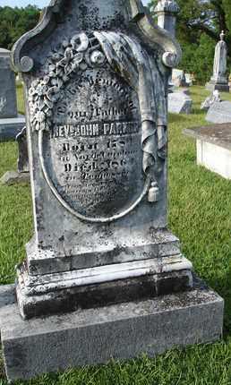 PARKER, JOHN (REV) - Henderson County, Tennessee | JOHN (REV) PARKER - Tennessee Gravestone Photos