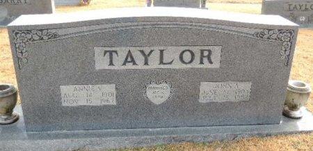 TAYLOR, JOHN A - Henderson County, Tennessee | JOHN A TAYLOR - Tennessee Gravestone Photos