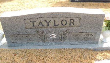 TAYLOR, SAMUEL ERVIN - Henderson County, Tennessee | SAMUEL ERVIN TAYLOR - Tennessee Gravestone Photos