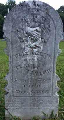 TAYLOR, ELIZABETH - Henderson County, Tennessee | ELIZABETH TAYLOR - Tennessee Gravestone Photos