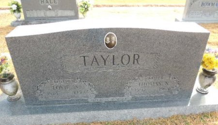 TAYLOR, THOMAS S - Henderson County, Tennessee | THOMAS S TAYLOR - Tennessee Gravestone Photos