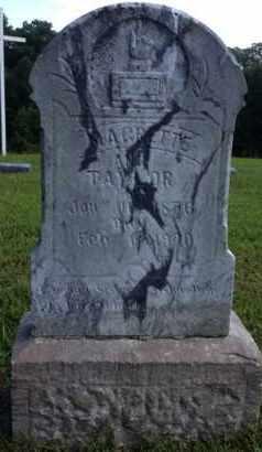 TAYLOR, MARGRETTE ANN - Henderson County, Tennessee | MARGRETTE ANN TAYLOR - Tennessee Gravestone Photos