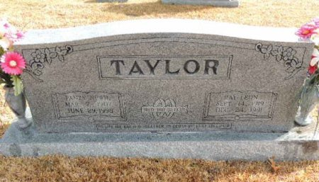 TAYLOR, PANZY - Henderson County, Tennessee | PANZY TAYLOR - Tennessee Gravestone Photos