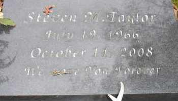 TAYLOR, STEVEN M. - Henderson County, Tennessee | STEVEN M. TAYLOR - Tennessee Gravestone Photos