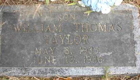 TAYLOR, WILLIAM THOMAS - Henderson County, Tennessee | WILLIAM THOMAS TAYLOR - Tennessee Gravestone Photos